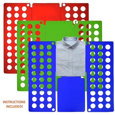 t shirt organizer quick adult children clothes folder organizer flip t shirt