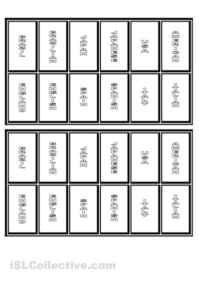 Printable Memory Worksheets For Adults