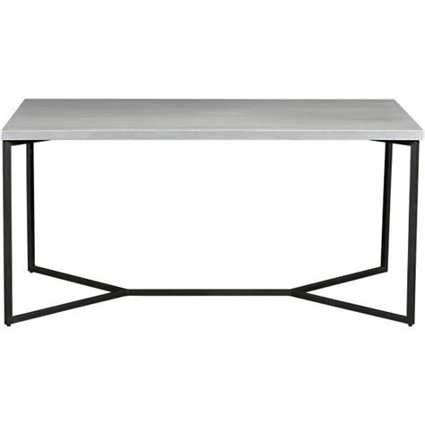 bow dining table cb2