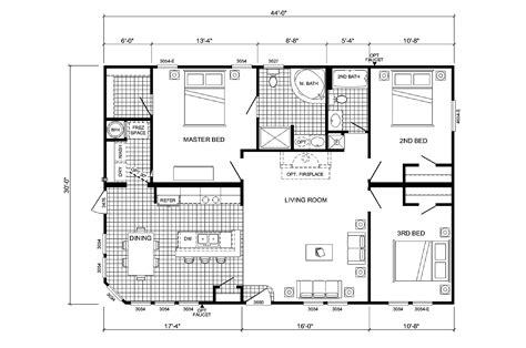 18x80 mobile home floor plans 28 images floor plan for