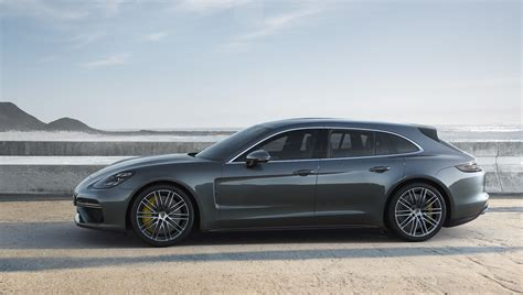 porsche sport porsche panamera sport turismo revealed arrives in