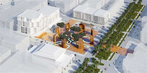 uk space design competition years 9 13 florence square fez building morocco e architect