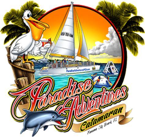 happy adventure boat tours paradise adventures panama city beach tours