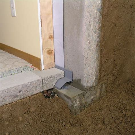 how to seal a basement wall from water basement waterproofing crawl space and basement