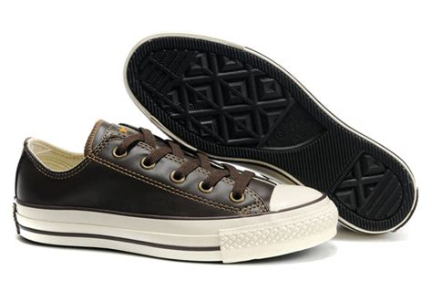 Converse Black Cover Brown converse all low top overseas edition brown ox