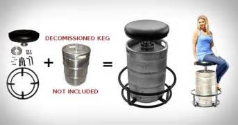 Keg Bar Stool Hey College Students And Alike Don T What To