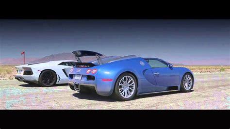 Bugatti Veyron Lamborghini Aventador Bugatti Veyron Vs Lamborghini Aventador