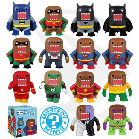 how do u get the new mystery character in cross road on the new update domo dc mystery minis pop heroes from funko