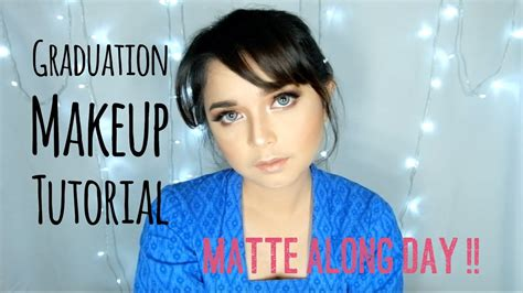 tutorial make up wisuda sma makeup untuk wisuda graduation makeup tutorial prom
