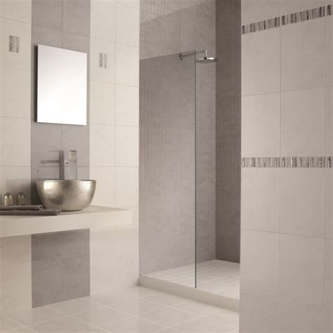 bathroom wall tile border ideas white gloss tile bathroom or kitchen wall tile ideas