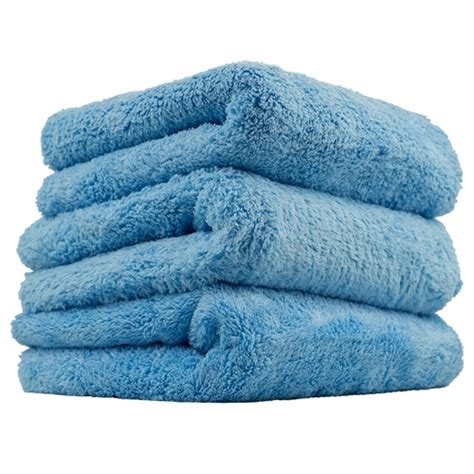 Tangan Cendol Microfiber Towel Microfiber chemical guys happy ending edgeless microfiber towel blue 16 quot x 16 quot 3 pack