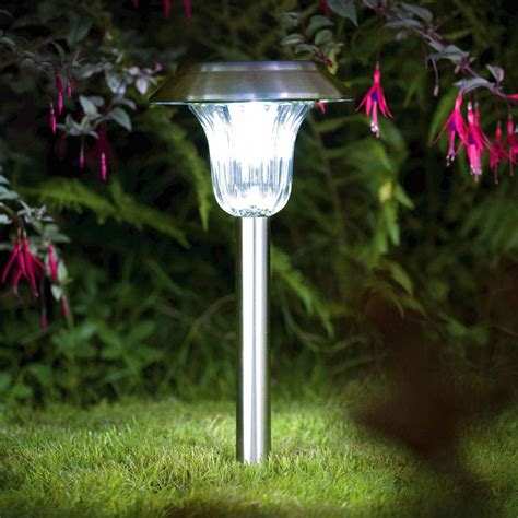 garden solar spot lights torino solar garden light