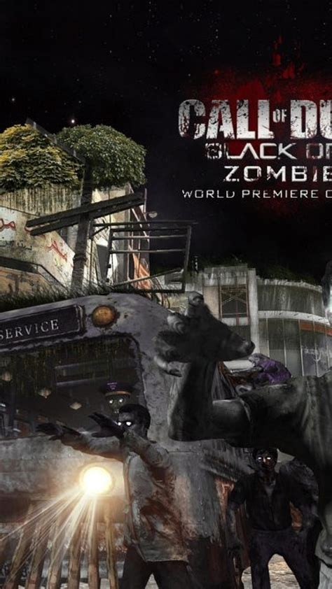 zombies call  duty black ops  wallpaper