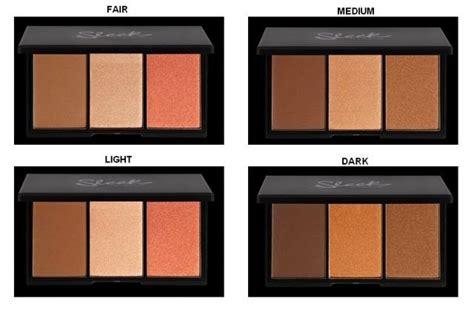 Mac 10 Color Eyeshadow M7510 Varian 04 review sleek form in light my makeupdiary