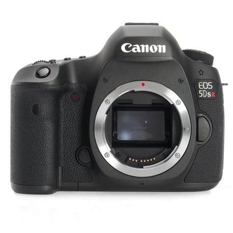 Canon Eos 5ds R Dslr Only canon eos 5ds r dslr only 50 6mp frame cmos 0582c002 mint ebay