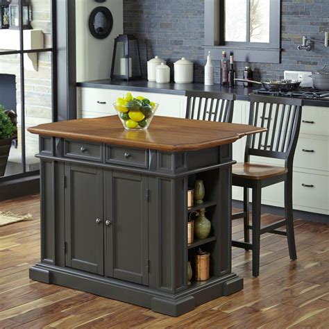 www homestyles com home styles americana grey kitchen island with seating