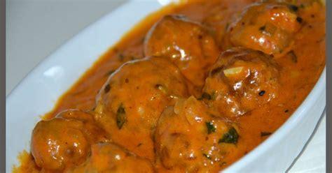 cuisiner viande hach馥 boulette de viande hach 233 e 224 l indienne recette par jawahir