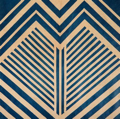 geometric rug blue geometric rug half hide rugs designer rugs from avo architonic