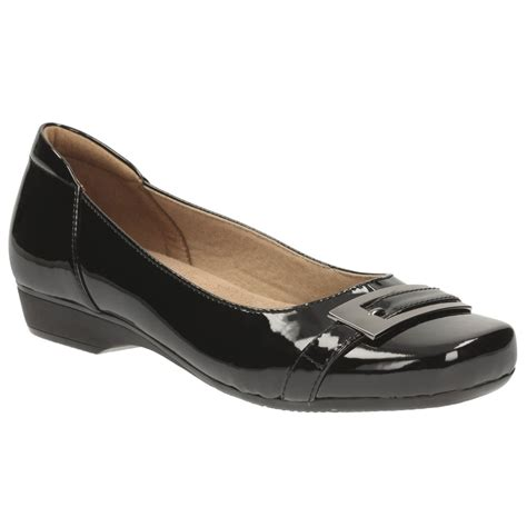 clarks blanche west womens wide casual shoes from