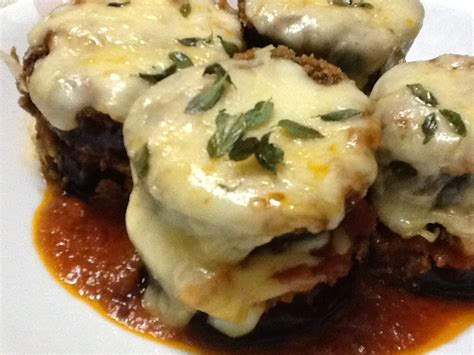 eggplant parmesan baked quick  easy supersimplekitchen recipe youtube