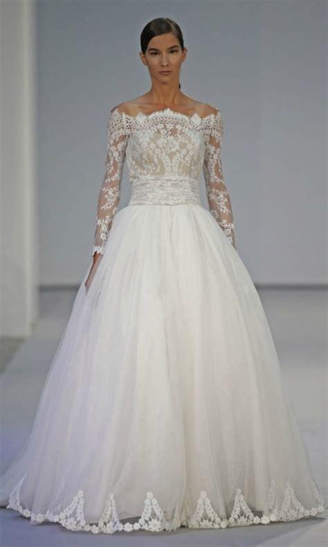 imagenes de vestidos de novia con media manga todos los trajes de novia que a 250 n se inspiran en la