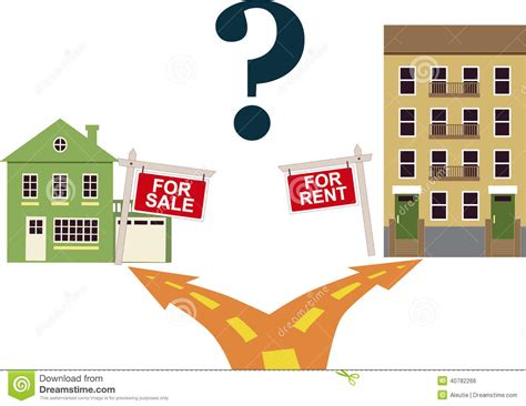 buy house or rent apartment rent an apartment or buy a house 28 images house for rent clipart clipartsgram