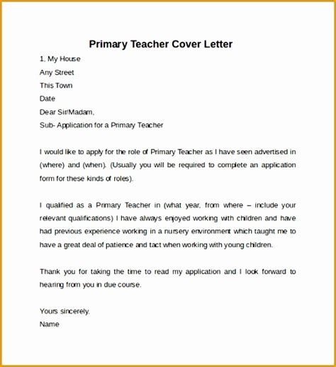 cover letter for business instructor 5 cover letter exle resume free sles