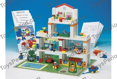 Toys Around The House by Lego 9130 Around The House Set Set Parts Inventory And