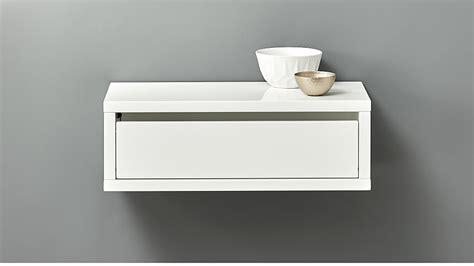 slice white wall mounted shelf reviews cb