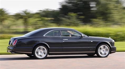 bentley brooklands bentley brooklands 2008 review by car magazine