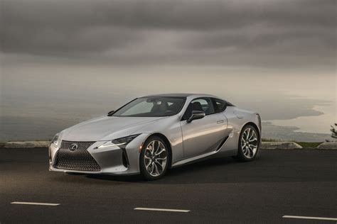 2018 lexus lc 500 picture 710837 car review top speed