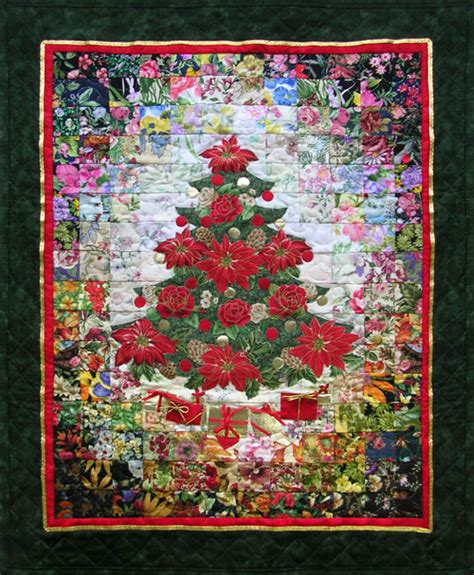 watercolor quilt pattern free oh christmas tree watercolor quilt kit whims