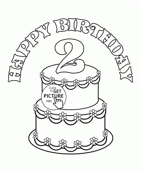 birthday coloring pages for toddlers free birthday coloring pages stuff bell rehwoldt