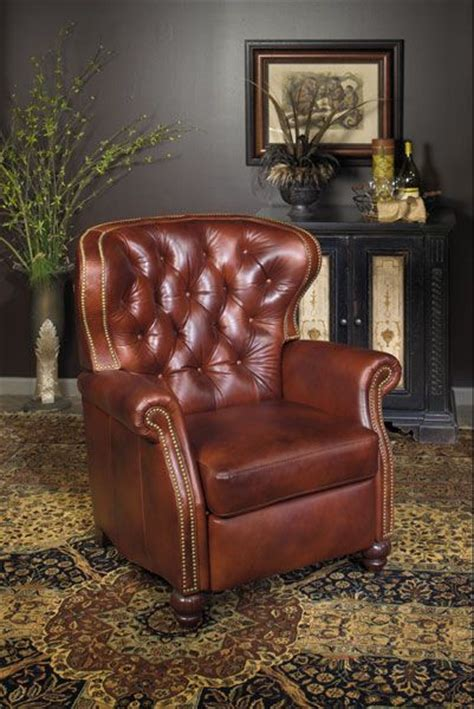 extra large leather recliner extra large tufted leather recliner from wellington s
