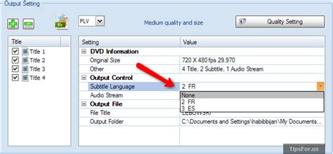 format factory hardcode subtitles rip dvds to video files easily with formatfactory windows