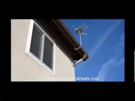hd hdtv antenna review  antennadealscom youtube