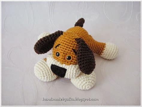 free pattern amigurumi animals amigurumi dog free crochet pattern tutorial by