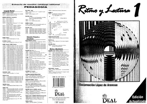 ritmo y lectura 1 843870834x ritmo y lectura