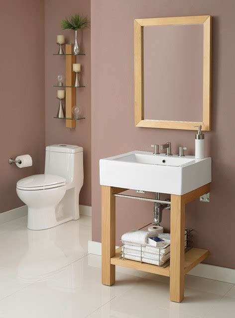 Small Sinks And Vanities For Small Bathrooms Small Bathroom Vanities Traditional Bathroom Vanities And Sink Consoles Los Angeles By