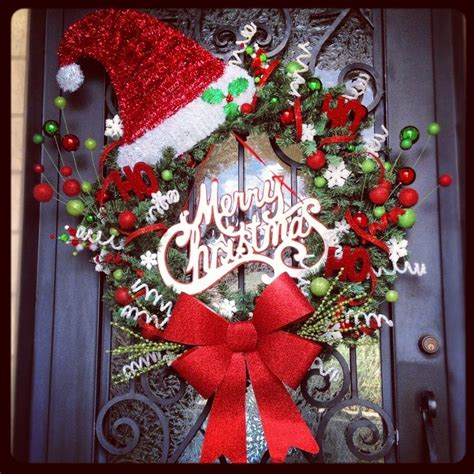 christmas decorations home made best 25 homemade christmas wreaths ideas on pinterest