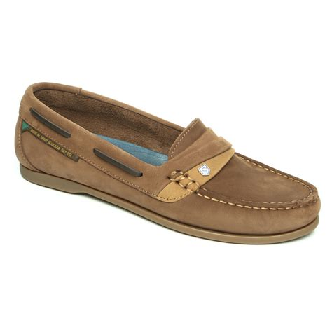 dubarry hawaii leather deck shoes farlows