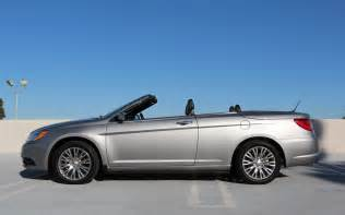 Chrysler Convertible 2013 Our Cars 2013 Chrysler 200 Limited Convertible