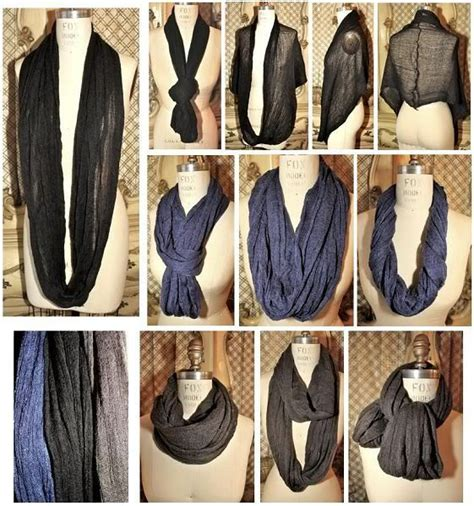 25 best scarf ideas on infinity scarf