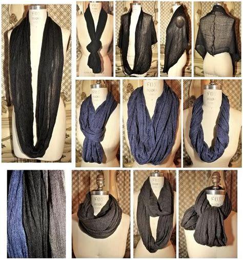 infinity scarf wear accessorize