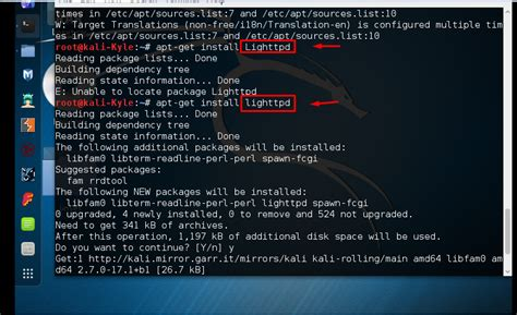 tutorial kali linux mini how to fix kali linux quot unable to locate package quot blogmytuts