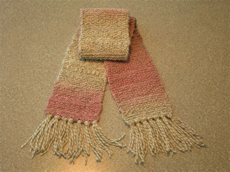 how to knit and purl knit purl scarf rastak