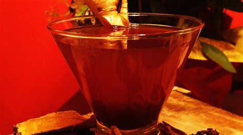 a caribbean cocktail recipe