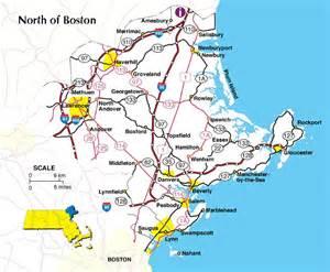 Map Of Boston Area by Map Of Massachusetts Boston Map Pdf Map Of