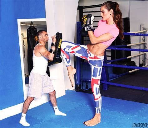 gallery height tall model izabel goulart kickboxing by lowerrider on