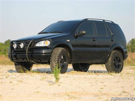 mercedes truck lifted 78 best images about mercedes ml w163 on pinterest posts